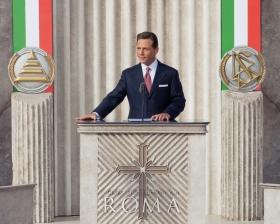 O Sr. David Miscavige, Presidente do Conselho do Religious Technology Center e líder eclesiástico da religião de Scientology, presidiu a dedicação da nova Igreja de Scientology de Roma.